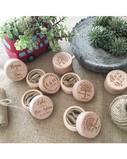 ring holder, personalised gift, wedding gift